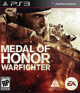 Medal Of Honor Warfighter-PS3