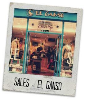 EL GANSO ... un toque urbano y cosmopolita para ELLOS, ELLAS y los PEQUES de la casa