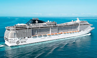MSC Cruises MSC Divina Dining Options