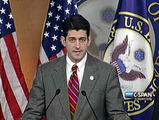 Paul Ryan GOP Response to President Obama's 2012 Budget Request