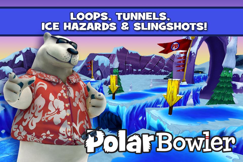 Polar Bowler [Premium] v1.1.0 APK+DATA