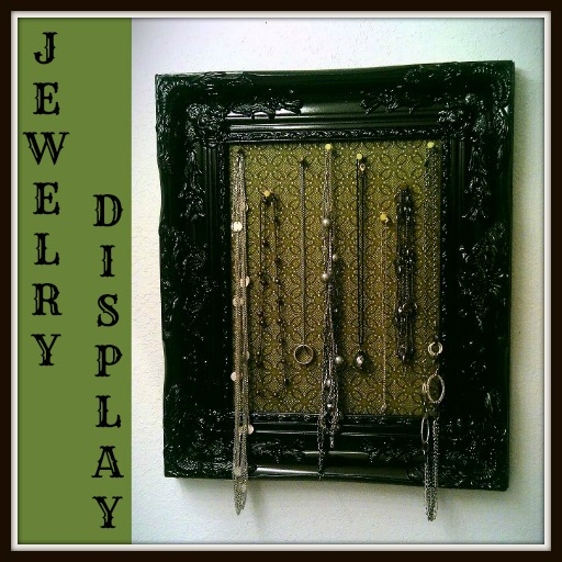 Pin Board, Jewelry Organization
