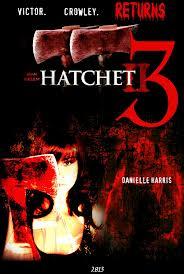 Lưỡi Rìu 3 - Hatchet 3
