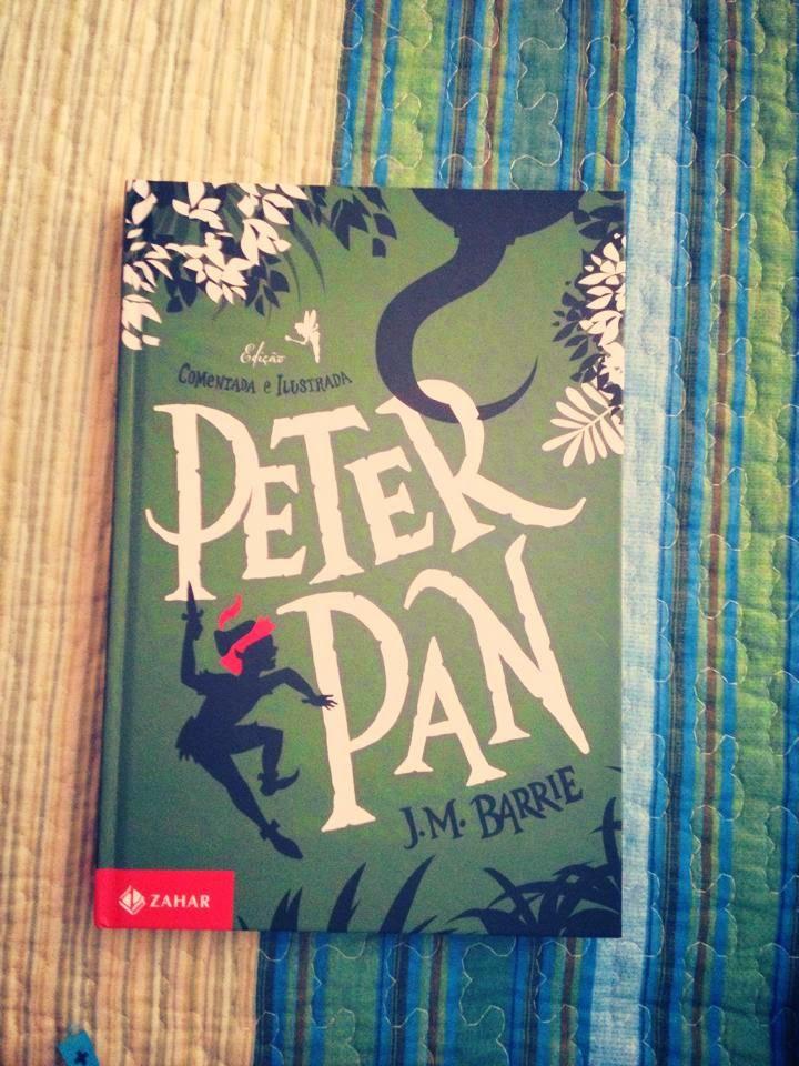 Resenha do livro Peter Pan, de J. M. Barrie