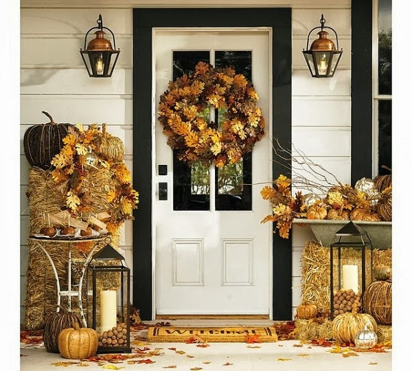5 Autumn Decorating Tips and Ideas