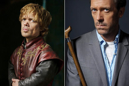 Parecidos razonables: Tyrion Lannister y Dr. House