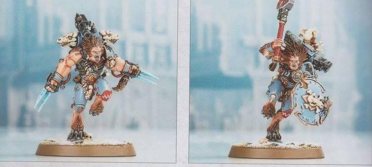 Wulfen New Release Space Wolves