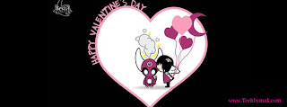 Valentines day Heart  FB Cover Photo 2013