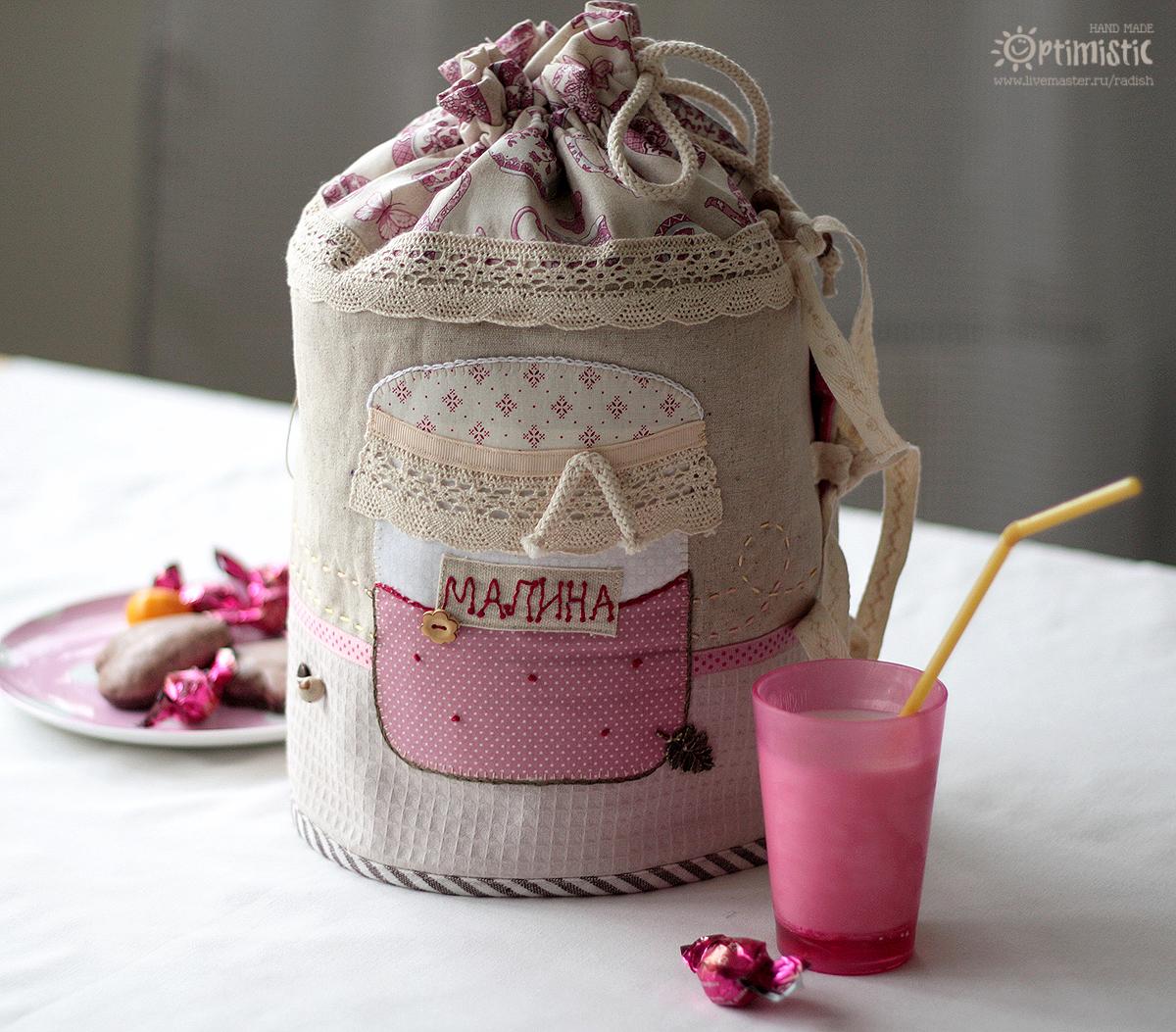 Подарок своими руками для чайников