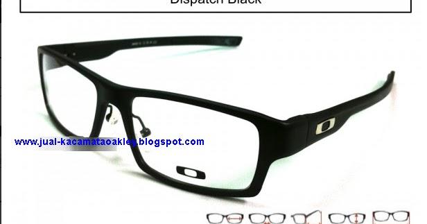 Oakley dispatch ii size