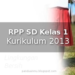 RPP SD Kelas 1