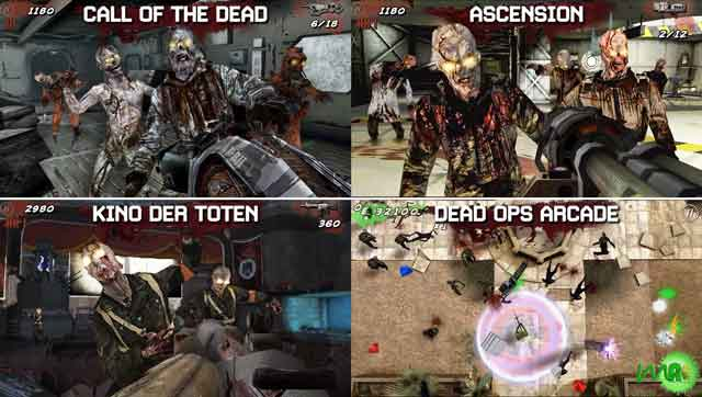Call of Duty Black Ops Zombies 1.0.5 apk Screenshot