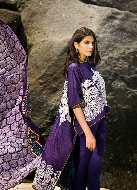 Sana safinaz collection 2015