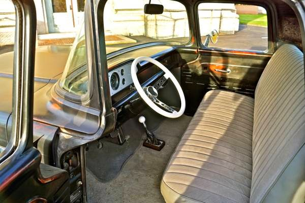 1959 Ford F100 Shortbed Fleetside Auto Restorationice
