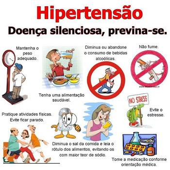 Hipertensão! Previna_se!