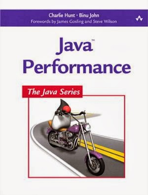 best books for learning java : java performance