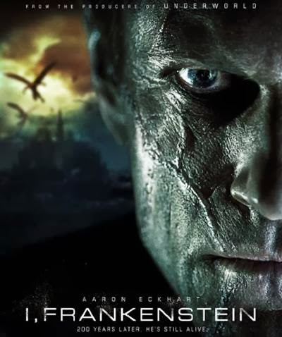 I, Frankenstein (2014) opens in theaters this week