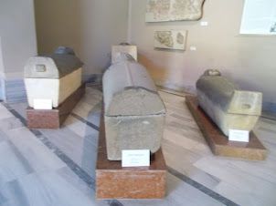 """""""Sarcophagus's in Istanbul Archaeological museum"""