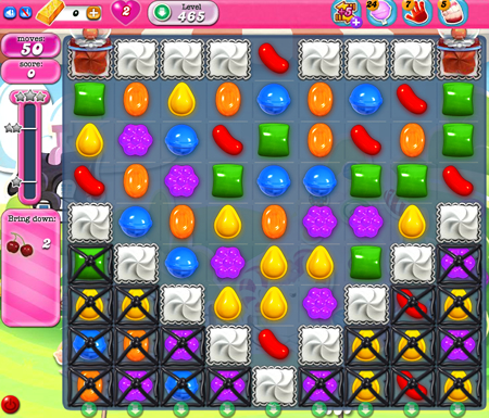 Candy Crush Saga 465