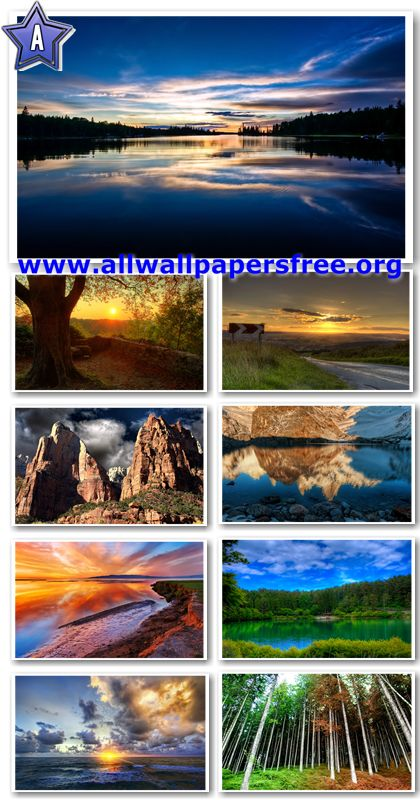 50 Breathtaking Nature HD Wallpapers 2560 X 1600 Px [Set 3]