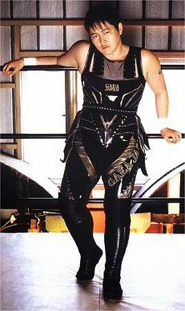 Chigusa Nagayo - Japanese Female Wrestling