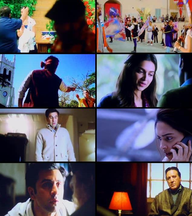 Tamasha 2015 Hindi 720p DVDScr