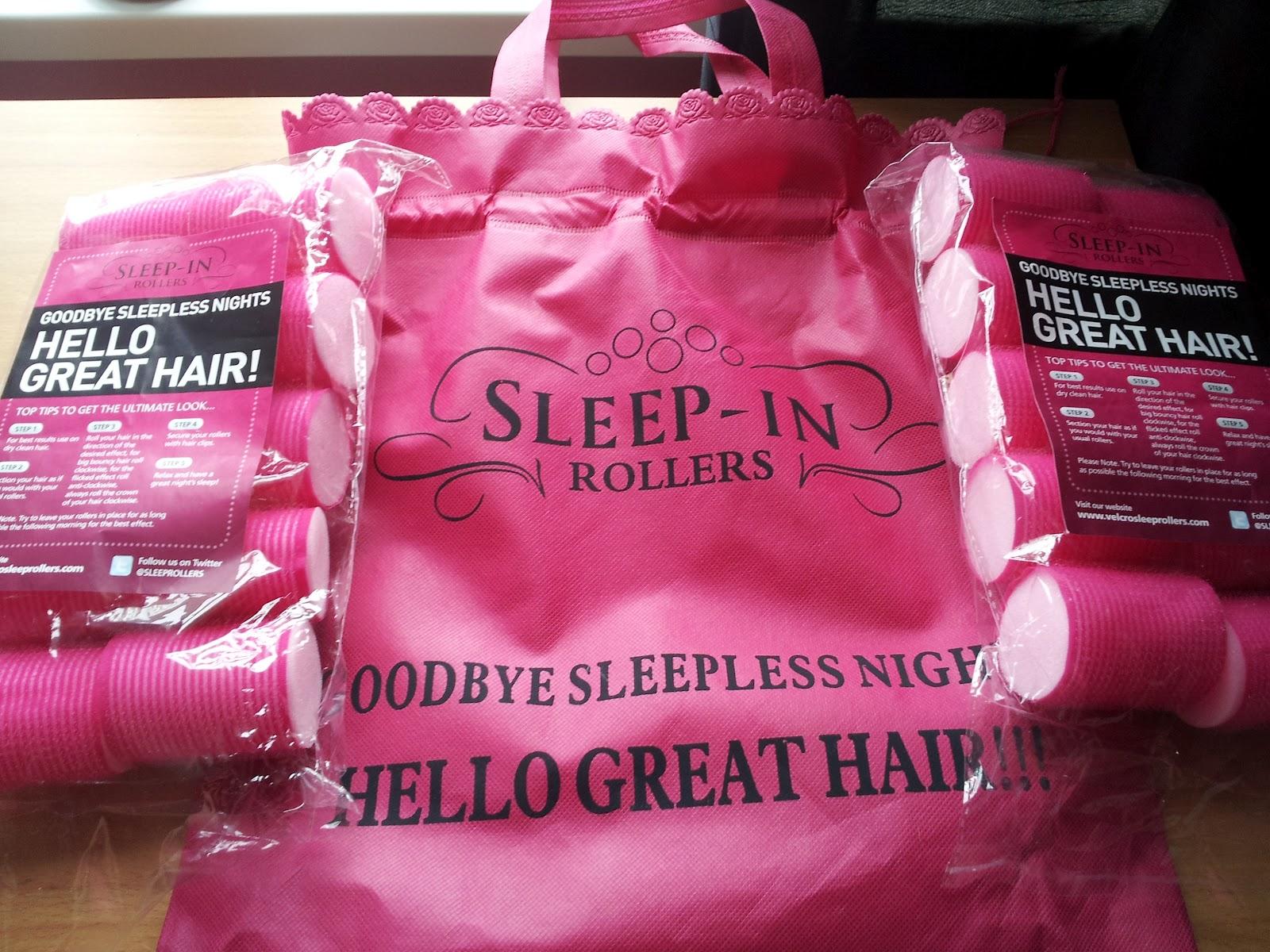 Sallys Hair Rollers 109