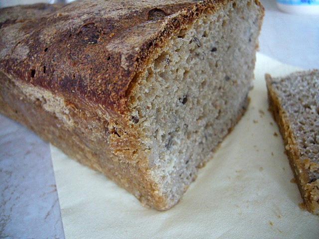 jak upiec domowy chleb