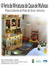 Feria de miniaturas 2018 en Pola de Siero Asturias