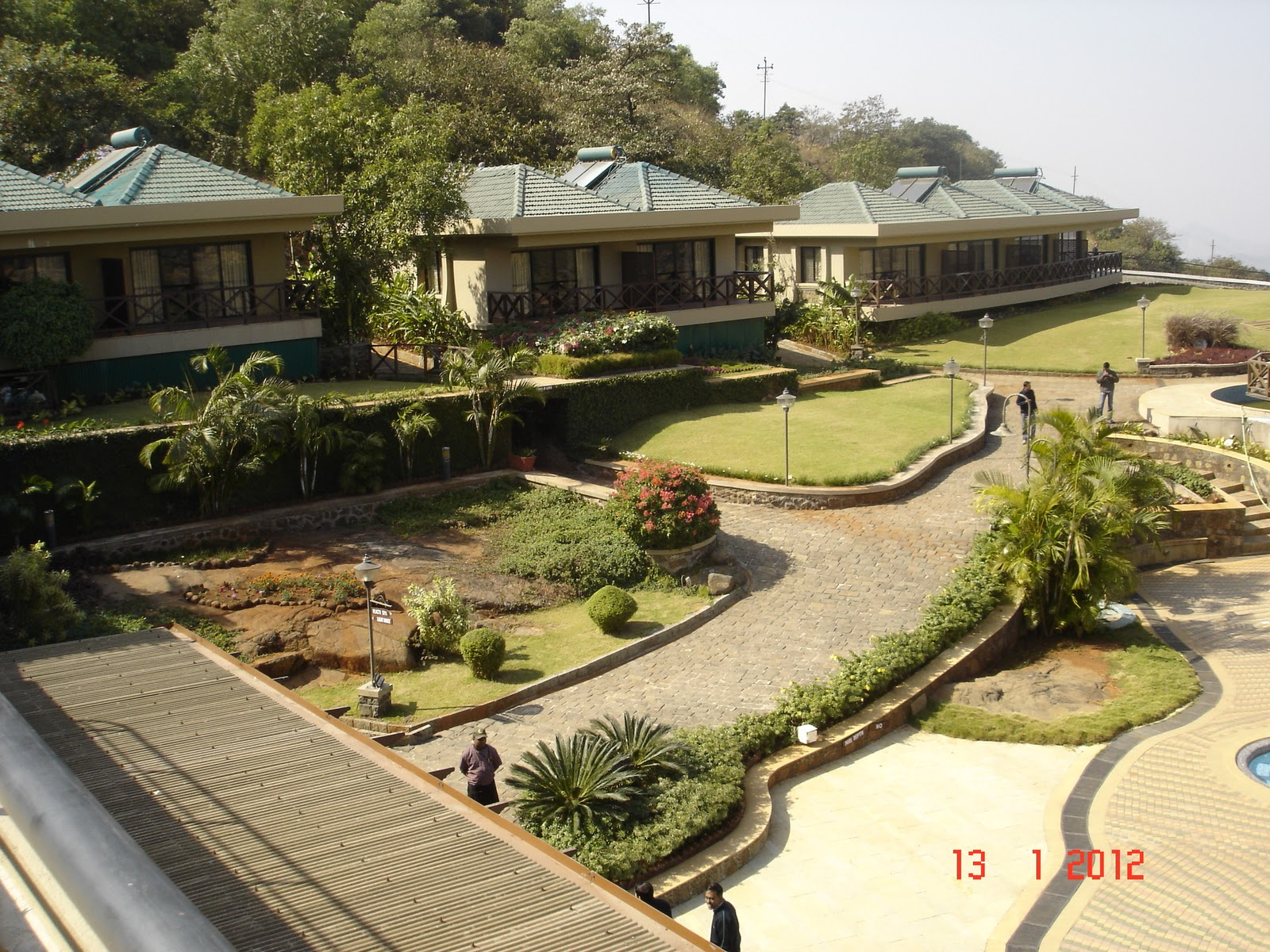 Paradise Pune Company All Hands To Upper Deck Resort Lonavala