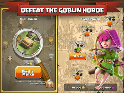 Clash Of Clans 2015 v.7.156.1 Apk