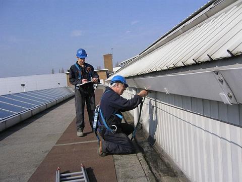Проверка размеров и выявление наружных дефектов изделий и конструкций