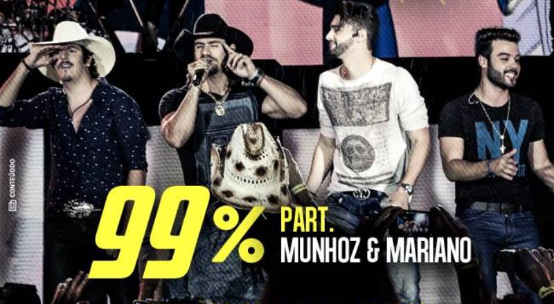 Fiduma e Jeca - 99%  Part. Munhoz e Mariano