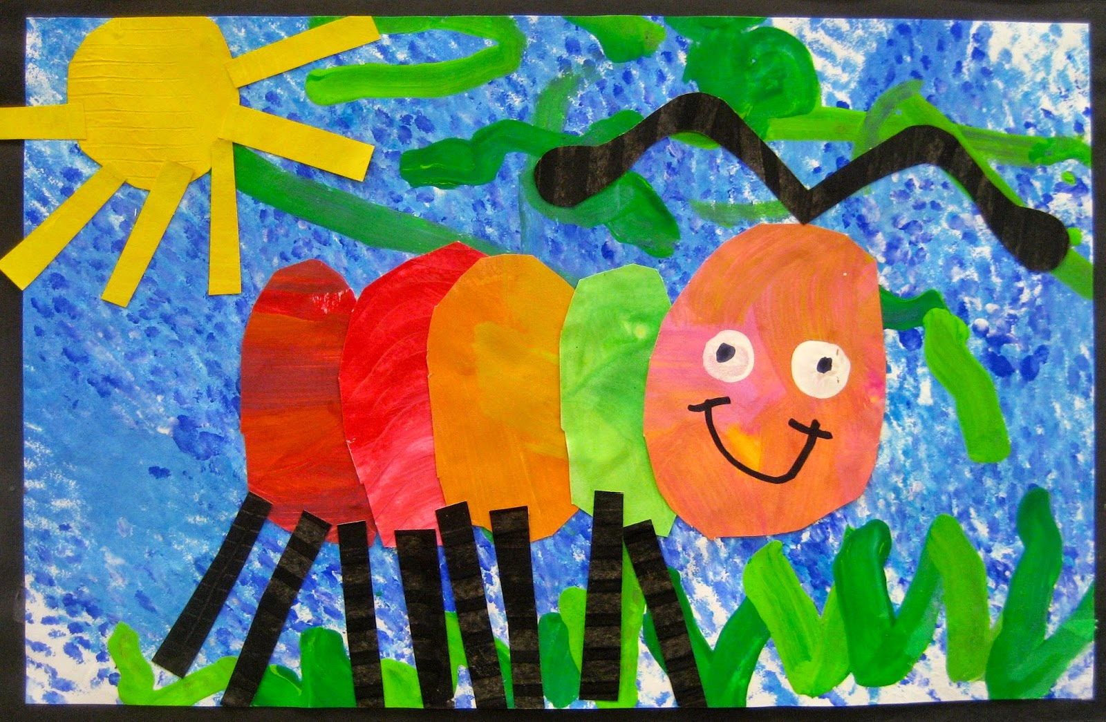 collage work for preschoolers talk cres cres artists work in the spotlight 326