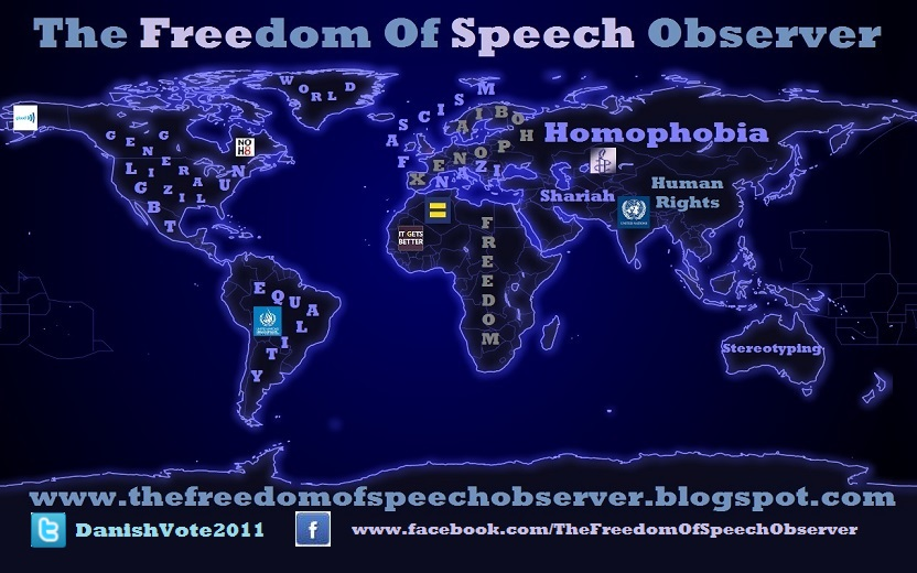 The Freedom of Speech Observer