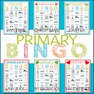 Primary Bingo