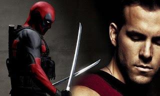 Ryan Renolds as Deadpool