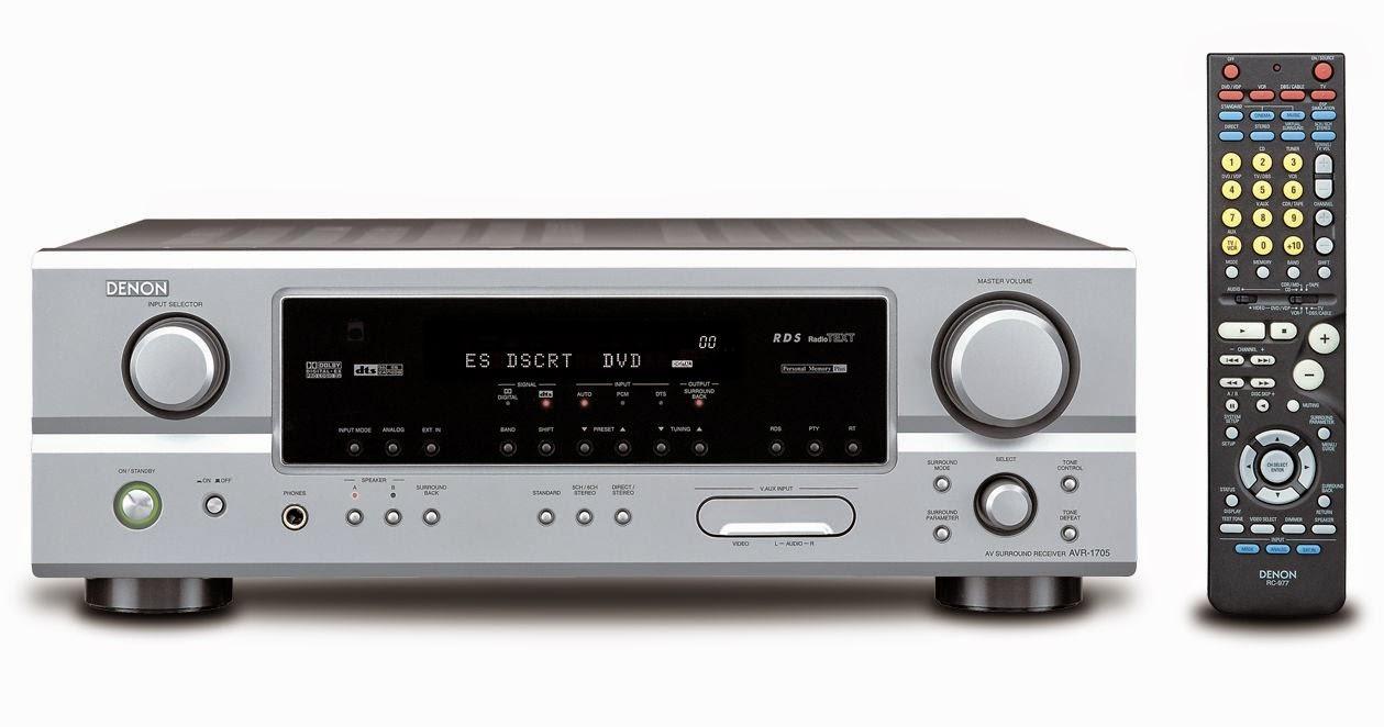 denon avr 1705 av receiver audiobaza harman kardon avr 147 manual pdf Harman Kardon AVR 7200 Review