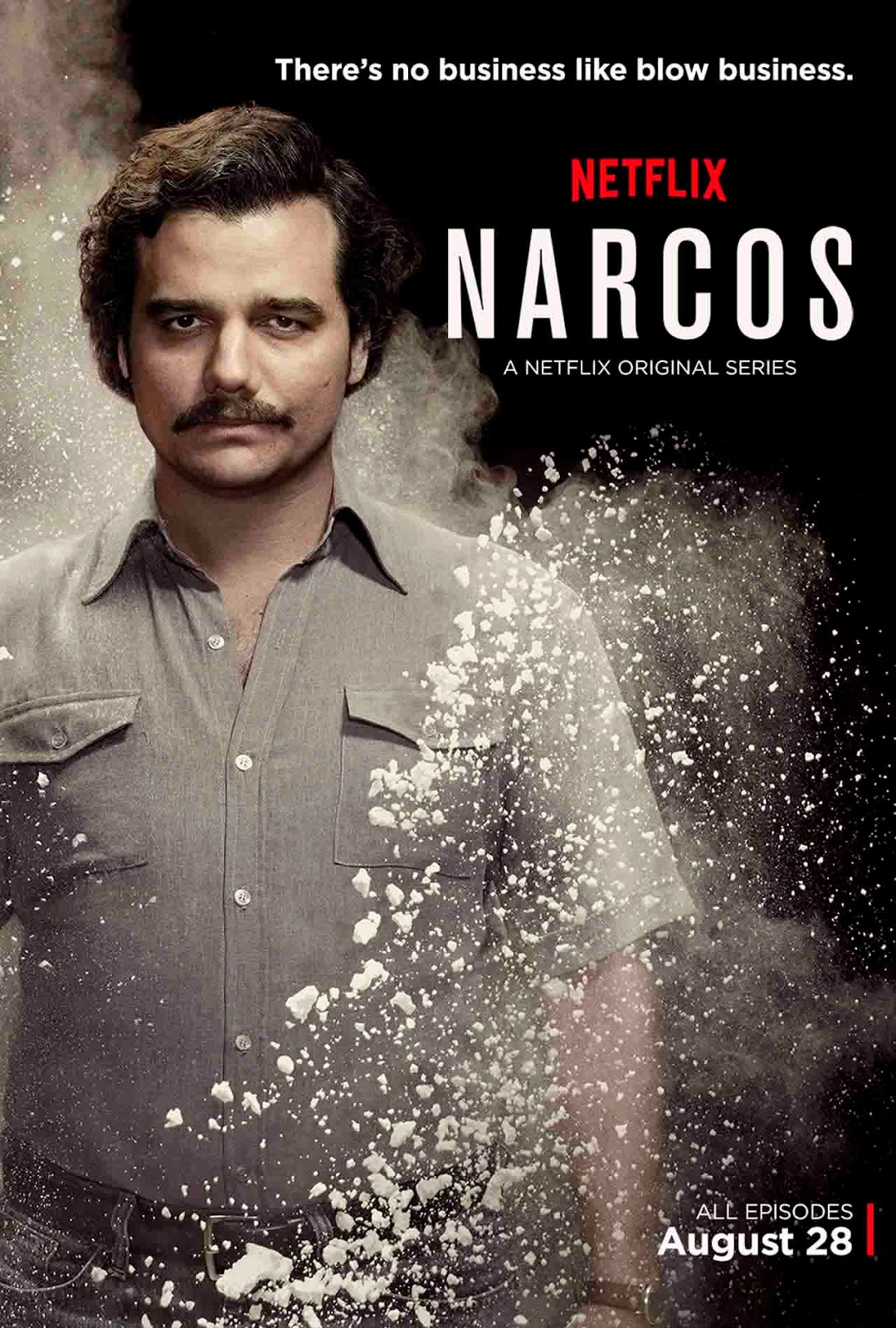 Narcos 1ª Temporada Completa Torrent - WEB-DL 720p Dual Áudio (2015)