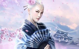 Gambar Perempuan Fantasi