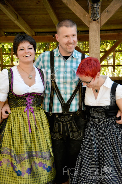 Ain't we got fun? Dirndl-Dilemma @frauvau.blogspot.de