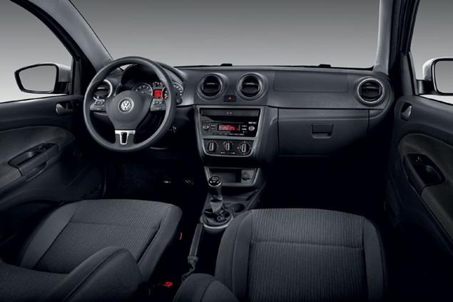 VW Gol Interior