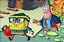 SpongeBob and Patrick Go to School