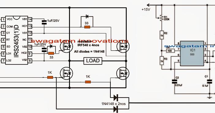 Transformerless Pwm Mains Voltage Stabilizer Circuit