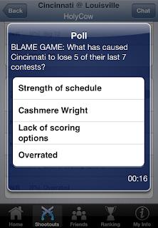 BLAME GAME: Cincinnati