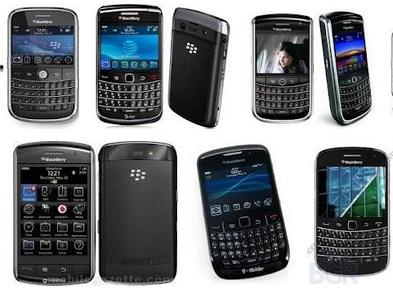 Harga Blackberry Terbaru Oktober 2012   MikMbong