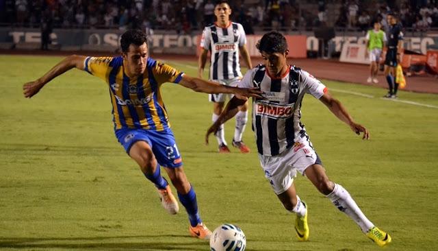 Monterrey vs San Luis en vivo