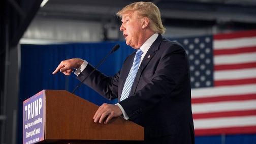 Donald Trump Haramkan Muslim Masuk Amerika