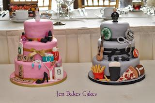 Jen Bakes Cake