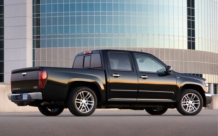 Spy Shots Chevrolet Colorado 2014